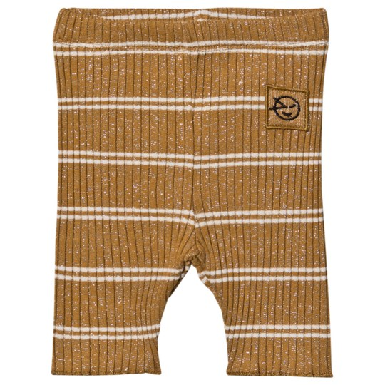 Wynken Rib Shorts Golden Stripe GOLDEN STRIPE