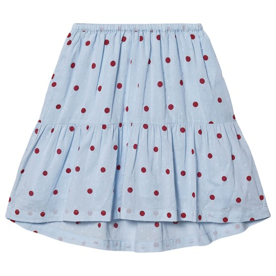 Wynken Two Tier Skirt Blue/Red BLUE /RED