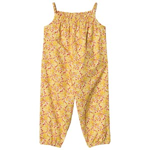 Image of Christina Rohde Blomster Jumpsuit Gul 6 mdr (1522081)
