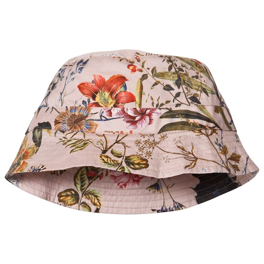 Christina Rohde Floral Jungle Hat Pale Rose 8