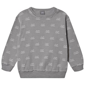 Image of Tocoto Vintage Stamp Sweatshirt Grå 2 Years (1550551)