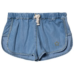 Image of Tocoto Vintage Chambray Vintage Shorts Blå 6 Years (1550478)