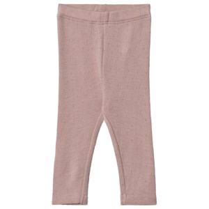 Image of Wheat Uld Leggings Fawn 74 cm (7-9 mdr) (1414757)