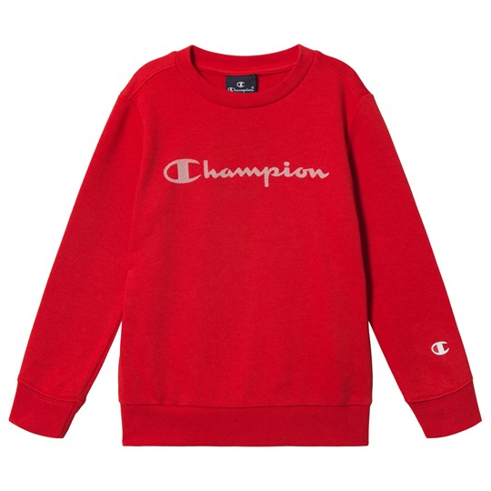 Champion Sweatshirt Red HRR