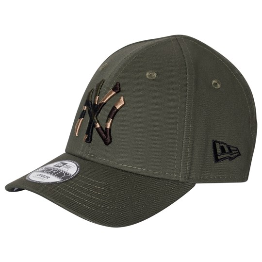 New Era New York Yankees Cap Green Camo NEW OLIVE