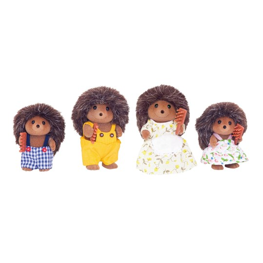 Sylvanian Families Pinnsvin Familie BROWN
