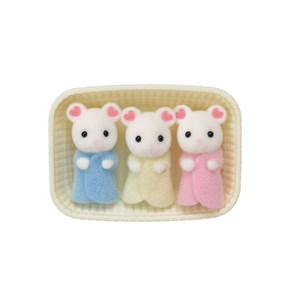 Image of Sylvanian Families Marshmallow Mouse Trillinger 3 - 10 years (1211702)