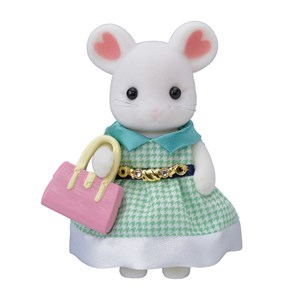 Image of Sylvanian Families Town Series - Marshmallow Mouse 3 - 12 år (1482197)
