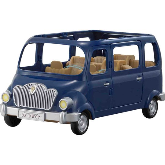 Sylvanian Families Bluebell Seven Seater Multi