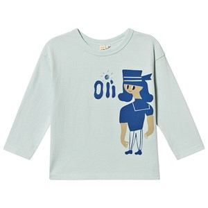 Image of Oii Sailor T-Shirt Misty Blå 134/140 cm (1499040)