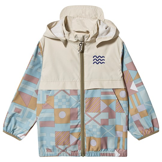 Oii Windbreaker Pale Flag