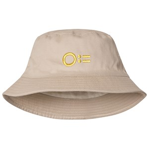 Image of Oii Logo Bøllehat Beige One Size (1581530)