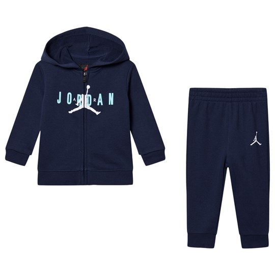 Air Jordan Jumpman Sweat Suit Midnight Navy U90