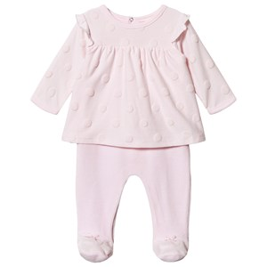 Image of Absorba Overlay Footed Baby Body Pink 12 months (1538254)