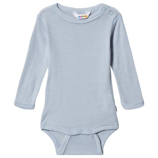 Joha Baby Body Ljusblå Light Blue
