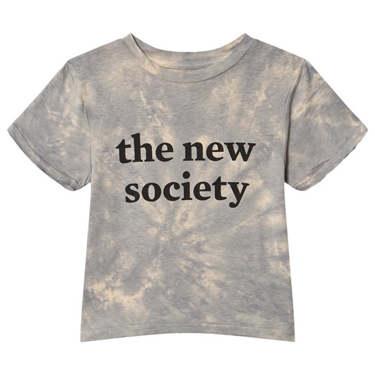 The New Society Eugenie Tee Natural Natural