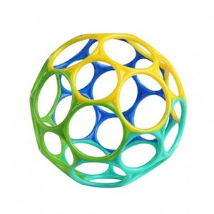 Image of Oball Oball™ Classic™ Ball Gul/Blå 0 - 3 years (1580598)
