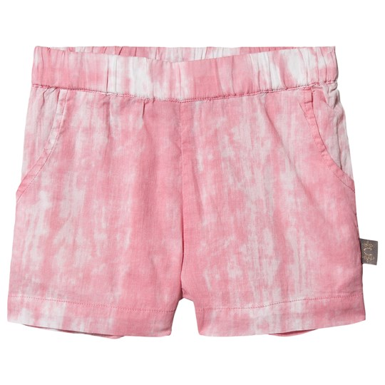Creamie Tie Dye Shorts Pink Icing Pink icing