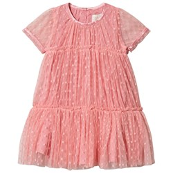 Creamie Tulle Dress Pink Icing