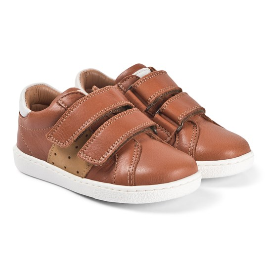 Bisgaard Kadi Shoes Brand Brandy
