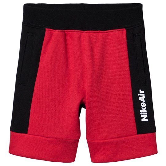 NIKE Air Shorts Black/Red R1N