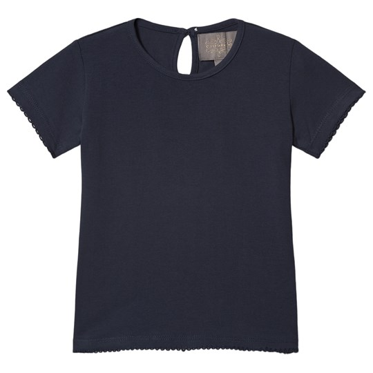 Creamie Picot T-Shirt Total Eclipse Total Eclipse