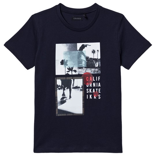 IKKS Graphic T-shirt Navy 48
