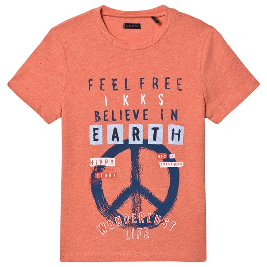IKKS Believe in Earth Life Print T-shirt 67