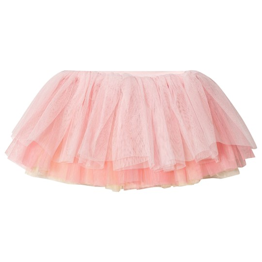 Bloch Color Contrast Tutu Skirt Pink/Yellow CDP