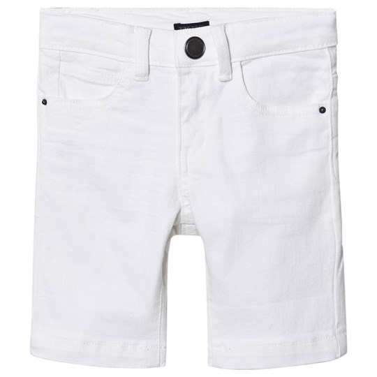 IKKS Denim Shorts White 01