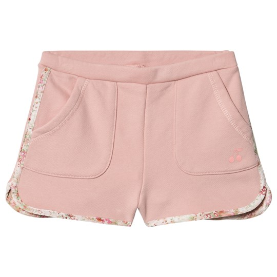 Bonpoint Sweat Shorts Pink/Blomstret Liberty Kant 123