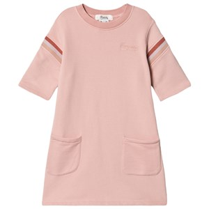 Image of Bonpoint Bonpoint Broderet Sweat Kjole Pink 4 years (1574976)
