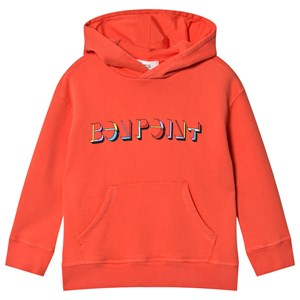 Image of Bonpoint Bonpoint Graphic Logo Hoody Orange 10 years (1575291)
