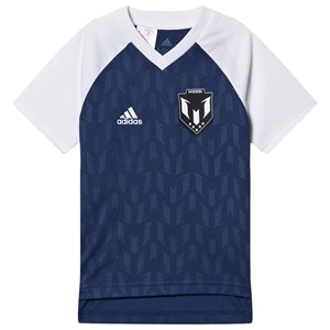 Image of adidas Performance Messi Icon T-shirt Blå 5-6 years (116 cm) (1508714)