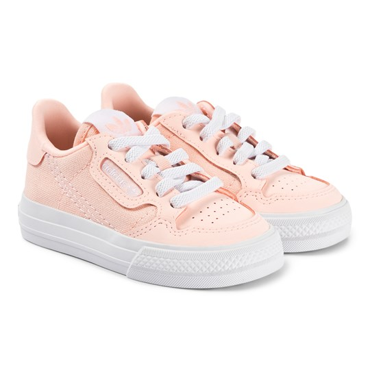 adidas Originals Continental Vulc Infants Sneakers Pink clear orange/ftwr white/clear orange