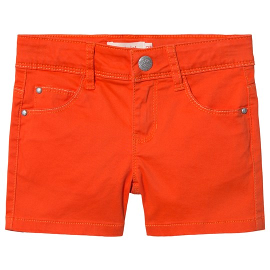 Catimini Denim Shorts Oransje 77