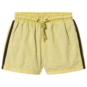 Image of búho Hansel Seersucker Swim Shorts Ochre 10 år (1544080)