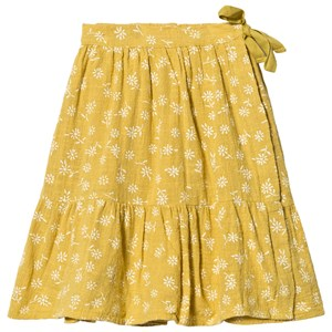 Image of búho Alice Romantic Skirt Ochre 3 år (1544141)
