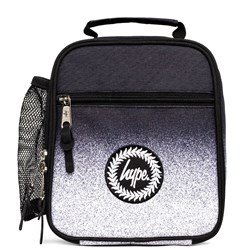 Hype Spackle Fade Lunch Bag Black/White