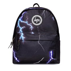 Hype Lightning Backpack Black