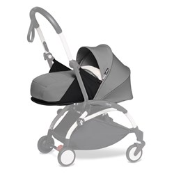 BABYZEN YOYO 0+ Carrycot Color Pack Gray