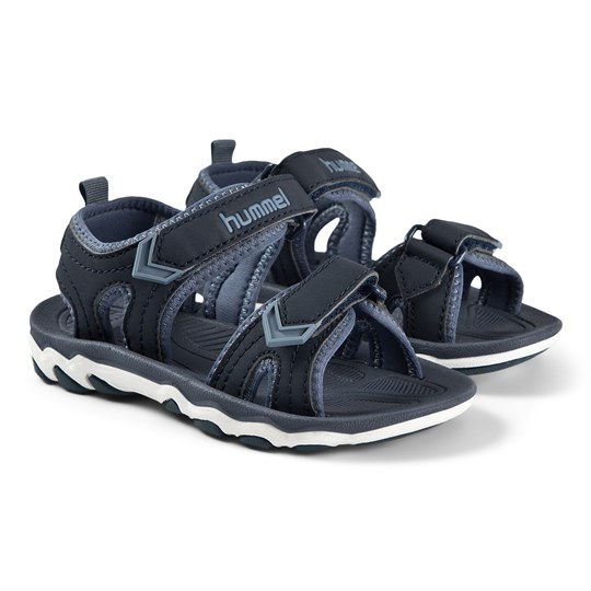 Hummel Sport Jr Sandals Blue Nights Blue Nights