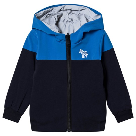Paul Smith Junior Reversible Jacket Blue/Reflective 180