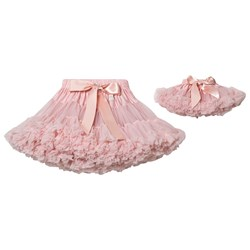 DOLLY by Le Petit Tom Queen Of Roses Petti Kjol Rosa