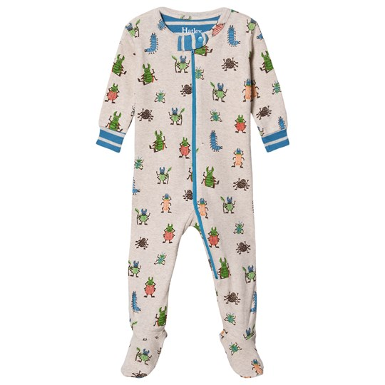 Hatley Baby Boys Organic Cotton Sleepsuit