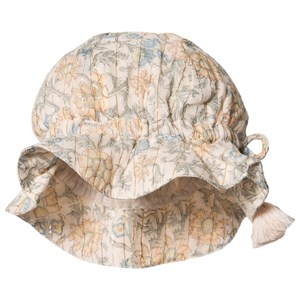 Image of Louis Louise Colette Indian Flower Hat Lurex Lys Pink 18-24 Months (1570711)