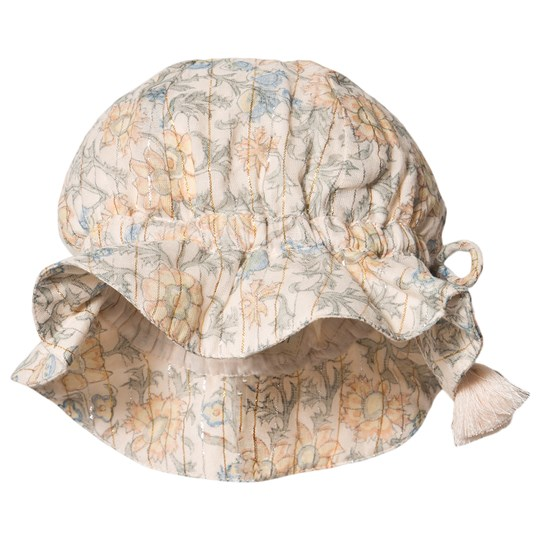 Louis Louise Colette Indian Flower Hatt Lurex Lyserosa Light Pink