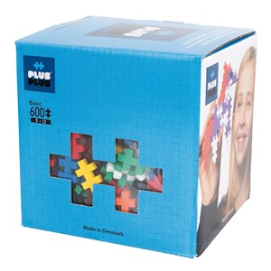 Image of Plus-Plus 1200-Piece Plus-Plus® Basic Mix 5 - 12 years (1586458)