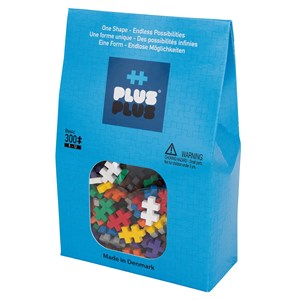 Image of Plus-Plus 300-Piece Plus-Plus® Basic Mix 5 - 12 years (1586456)