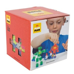 Image of Plus-Plus 600-Piece Plus-Plus® Neon Mix 5 - 12 years (1586460)